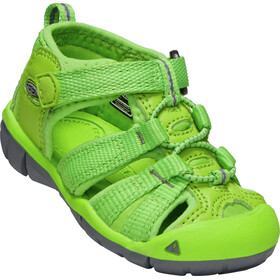 Keen Seacamp II CNX Sandals Children Vibrant Green